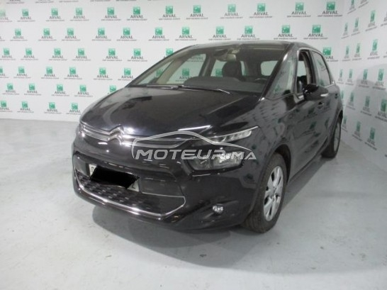 CITROEN C4 picasso C4 picasso 1,6 hdi 115 cv exclusive 5 places مستعملة