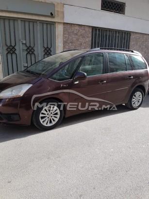 سيارة في المغرب سيتروين س4 بيكاسو - 232949