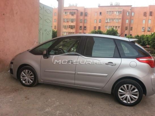 سيارة في المغرب CITROEN C4 picasso - 257865