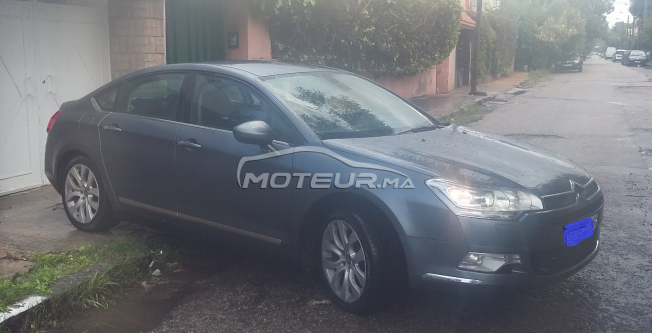 سيارة في المغرب CITROEN C5 2.0 hdi exclusive - 243534