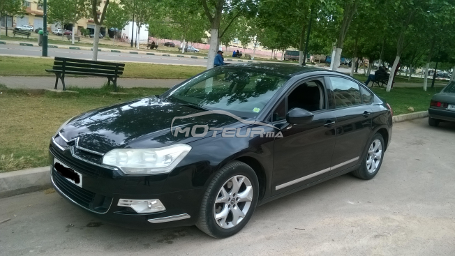 citroen c5 2 0 hdi 2011 diesel 164633 occasion meknes maroc. Black Bedroom Furniture Sets. Home Design Ideas