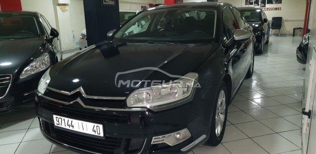CITROEN C5 2.0 hdi 140 fap business bvm occasion