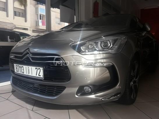سيارة في المغرب Ds 5 - 248067