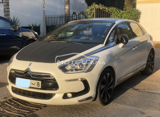 DS Ds5 Hdi 2.0 turbo occasion