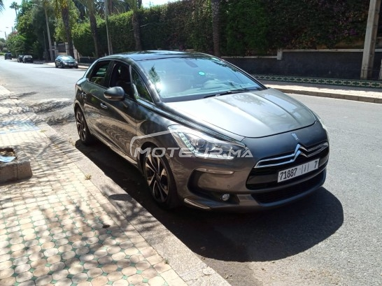 CITROEN Ds 2.0 hdi occasion 814720