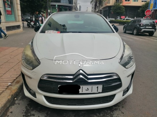 DS Ds5 Sport chic occasion
