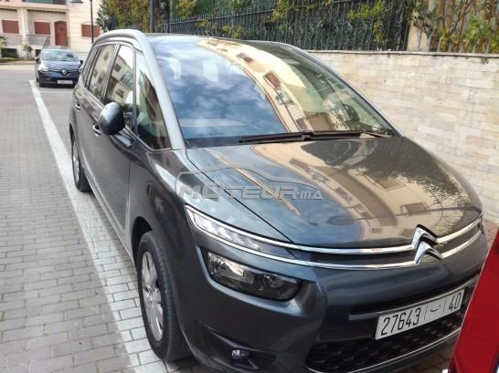 سيارة في المغرب CITROEN Grand c4 picasso - 211371