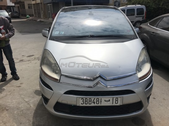 سيارة في المغرب سيتروين جراند سي4 بيكاسو - 214072