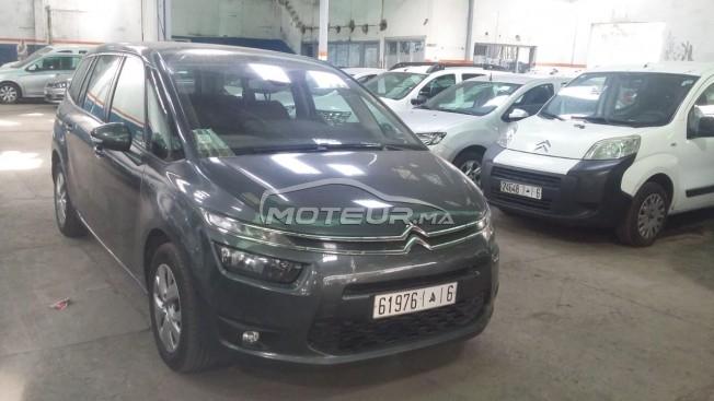 سيارة في المغرب CITROEN Grand c4 picasso 1,6 hdi seduction 7 places - 241680