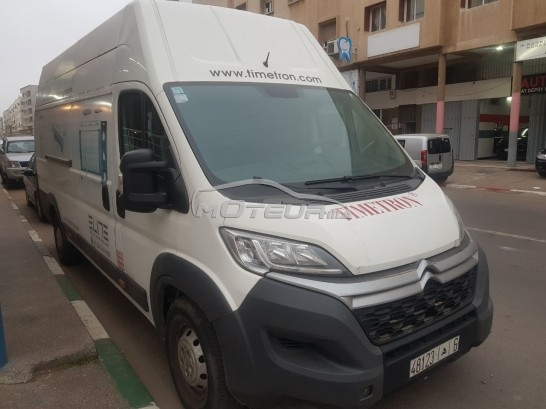 Voiture au Maroc CITROEN Jumper - 212396
