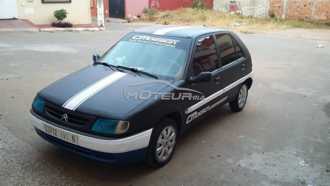 citroen saxo 1997 essence 162488 occasion kenitra maroc. Black Bedroom Furniture Sets. Home Design Ideas