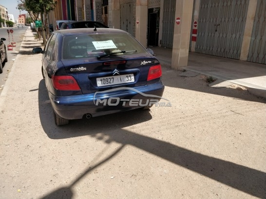 سيارة في المغرب سيتروين كسسارا - 218611