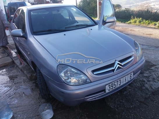 citroen xsara 2001 diesel 163032 occasion rabat maroc. Black Bedroom Furniture Sets. Home Design Ideas