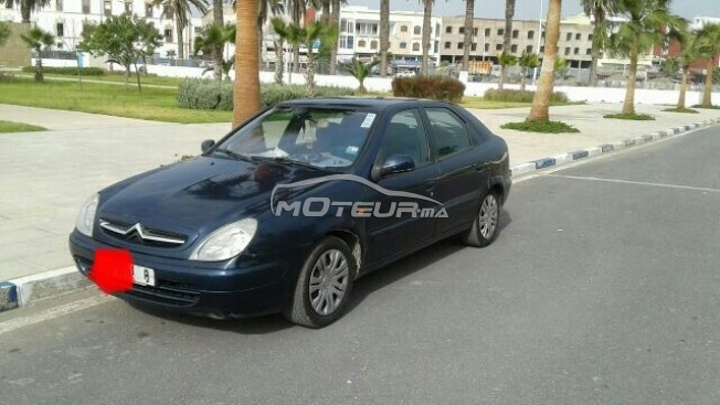 citroen xsara 2003 diesel 160205 occasion el jadida maroc. Black Bedroom Furniture Sets. Home Design Ideas