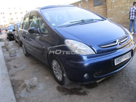 citroen xsara picasso 2003 diesel 146802 occasion casablanca maroc. Black Bedroom Furniture Sets. Home Design Ideas