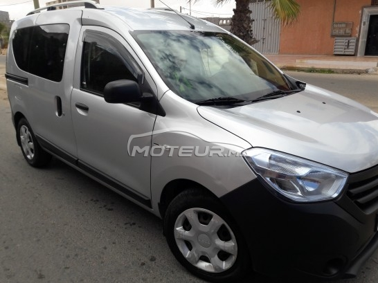 Voiture Dacia Dokker 2014 à laayoune  Diesel  - 6 chevaux