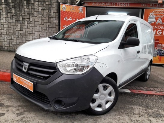 DACIA Dokker 1.5 dci utilitaire occasion