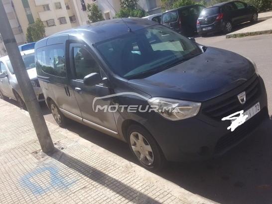 Voiture Dacia Dokker 2014 à casablanca  Diesel  - 6 chevaux
