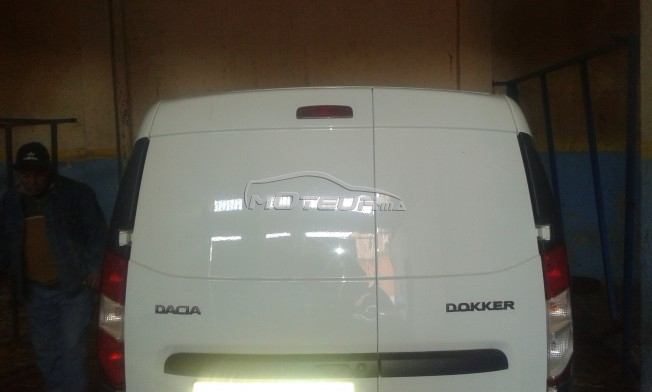 سيارة في المغرب داسيا دوككير - 205942