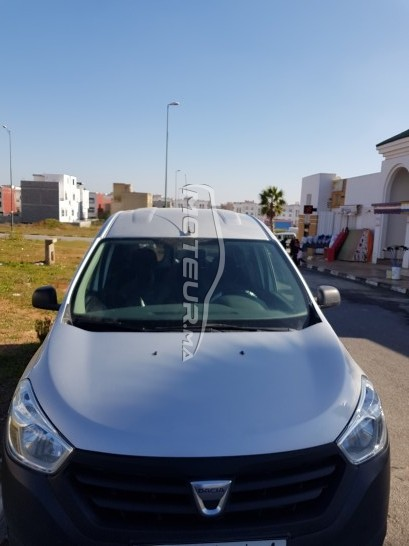 Voiture au Maroc DACIA Dokker - 254190
