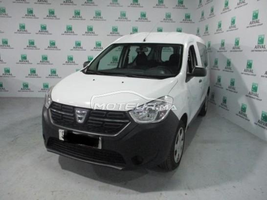 سيارة في المغرب DACIA Dokker Dokker vp ambiance 1.5 dci 1plc glace - 297611