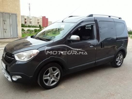 Voiture Dacia Dokker 2017 à el-jadida  Diesel  - 6 chevaux
