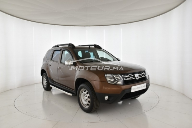DACIA Duster 1.5 dci 85 ambiance 4x2 occasion