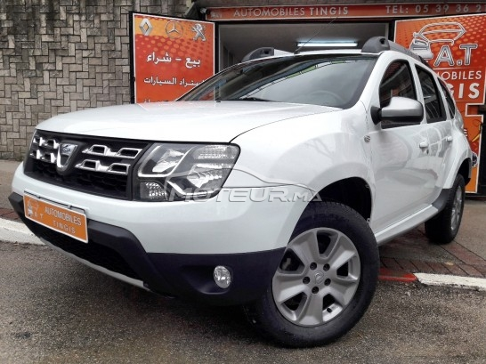 DACIA Duster Lauréate 1,5 dci occasion