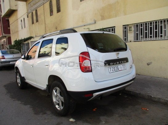 dacia duster 2013 diesel 144675 occasion casablanca maroc. Black Bedroom Furniture Sets. Home Design Ideas