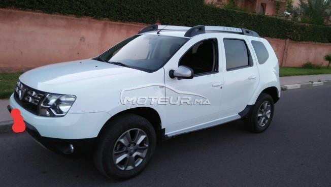 Voiture Dacia Duster 2015 à marrakech  Diesel  - 6 chevaux