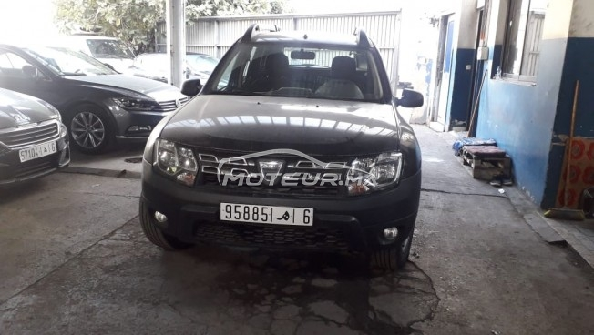 DACIA Duster Business dci 110 ch 4x4 مستعملة