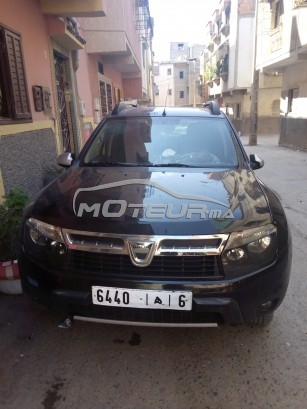 سيارة في المغرب داسيا دوستير - 216341