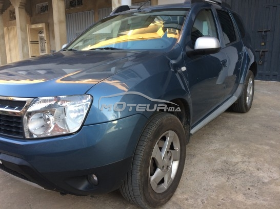 dacia duster 2 4 2012 diesel 134175 occasion autre maroc. Black Bedroom Furniture Sets. Home Design Ideas