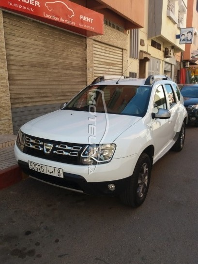 Voiture au Maroc DACIA Duster 1.5 dci 4x4 - 266476