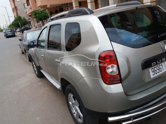 dacia duster 2012 diesel 169034 occasion marrakech maroc. Black Bedroom Furniture Sets. Home Design Ideas