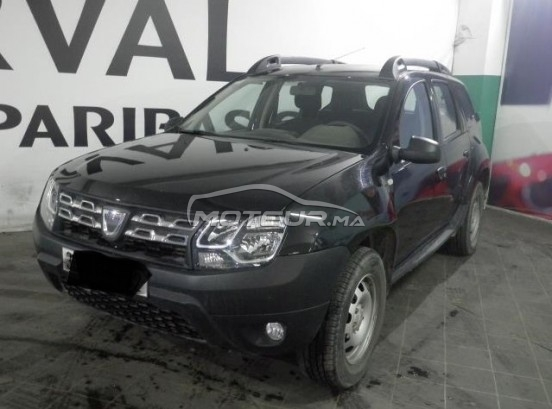 DACIA Duster Duster business 4x4 1.5 dci 110cv occasion