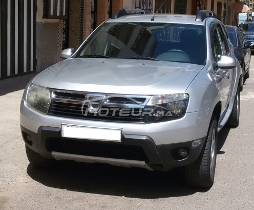 DACIA Duster Lauréate 1,5 dci 4x4 occasion