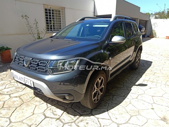 DACIA Duster 1.5 dci 110ch sl trophy occasion