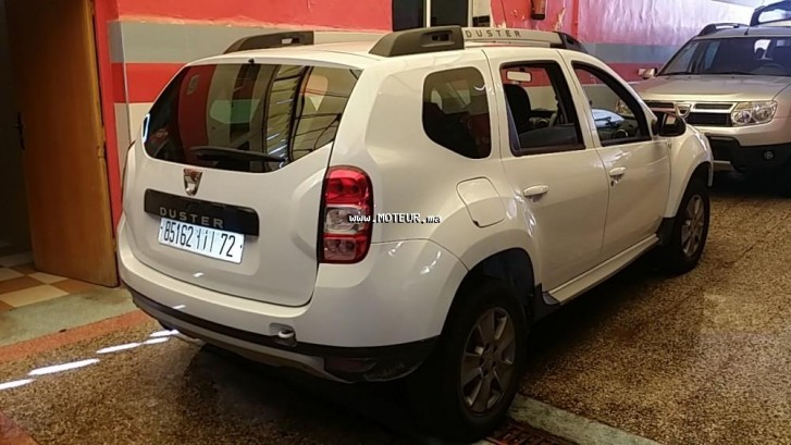dacia duster prestige 2015 diesel 111704 occasion fes maroc. Black Bedroom Furniture Sets. Home Design Ideas
