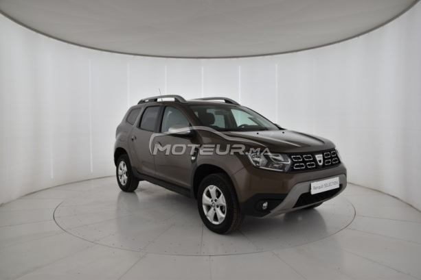 DACIA Duster Lauréate 1,5 dci 4x4 110 ch occasion