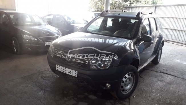 dacia duster business dci 110 ch 4x4 2017 diesel 291338 occasion casablanca maroc