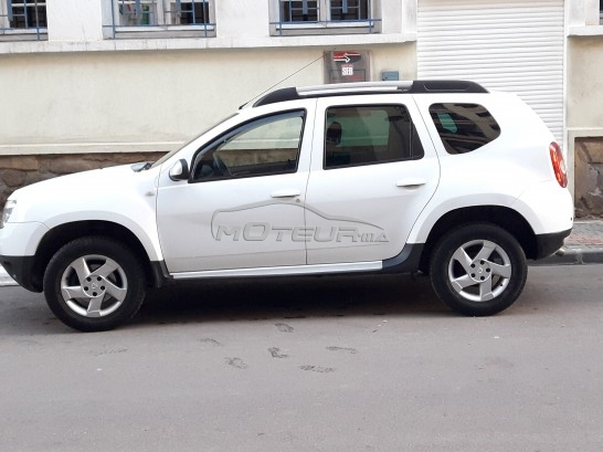 dacia duster 2012 diesel 203226 occasion casablanca maroc. Black Bedroom Furniture Sets. Home Design Ideas
