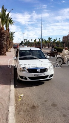 Voiture au Maroc DACIA Logan Cdi - 256321