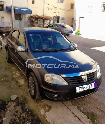 Voiture Dacia Logan 2012 à oujda  Essence  - 8 chevaux
