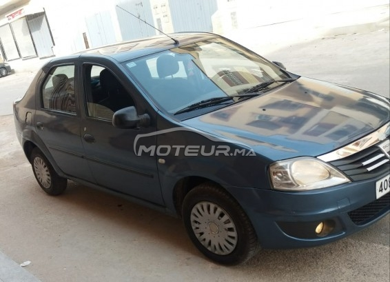 Voiture au Maroc DACIA Logan - 260801