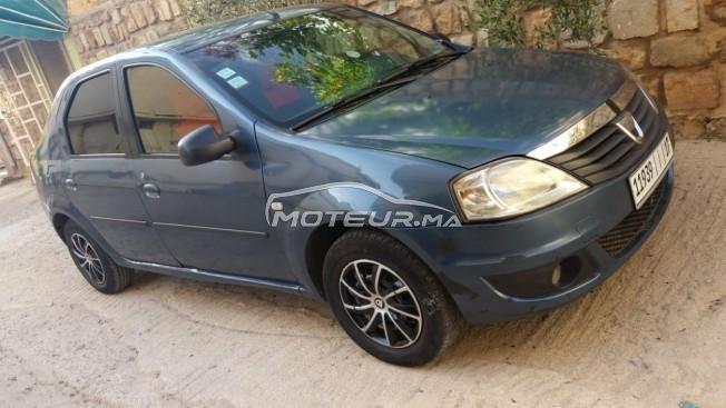 Voiture Dacia Logan 2009 à azrou  Diesel