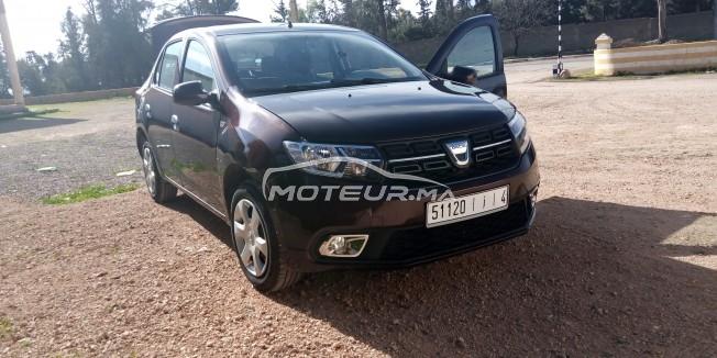 Voiture Dacia Logan 2018 à el-hajeb  Diesel  - 6 chevaux