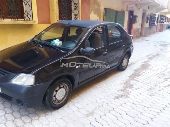 Voiture au Maroc DACIA Logan - 212616