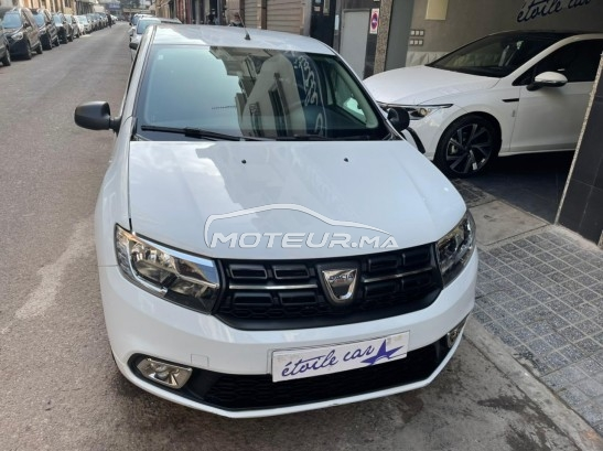 Voiture Dacia Logan 2019 à casablanca  Diesel  - 6 chevaux