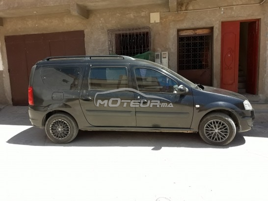 Voiture au Maroc DACIA Logan mcv - 219217